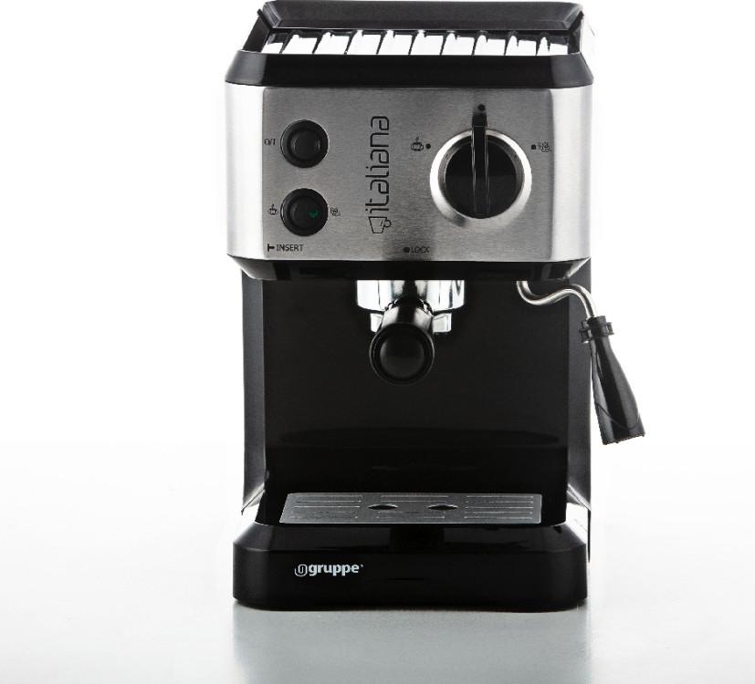 Καφετιέρα Espresso Gruppe CM-4677 Inox