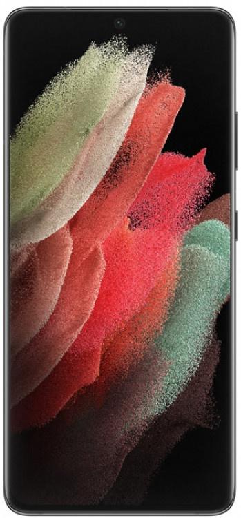 Smartphone Samsung Galaxy S21 Ultra 5G 12GB/256GB Phantom Black
