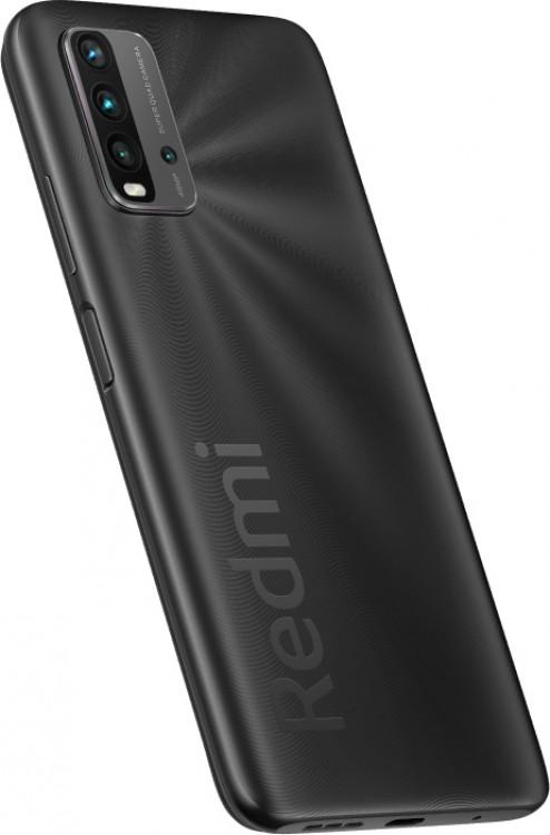 Smartphone Xiaomi Redmi 9T NFC 4GB/64GB Carbon Gray