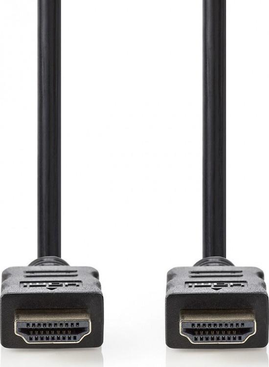 Cable Nedis HDMI 2m CVGT34000BK20