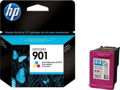 Μελάνι HP 901 CC656A Colour