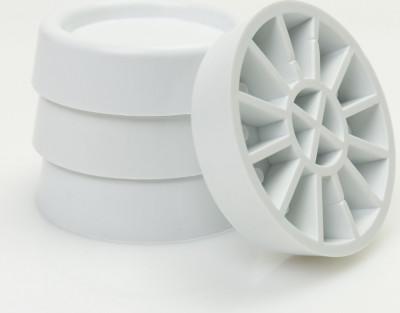 Πέλμα Ελαστικό Roller για Πλυντήριο Ρούχων (Σετ 4τμχ)
