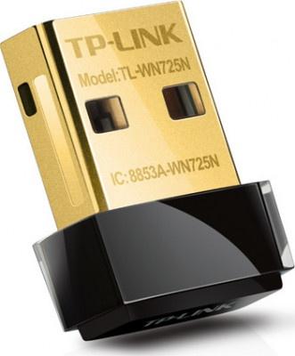 Wifi USB Adapter TP-Link TL-WN725N v2.1
