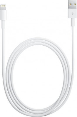 Cable Apple Lightining-USB 2m MD819ZM/A (Retail)