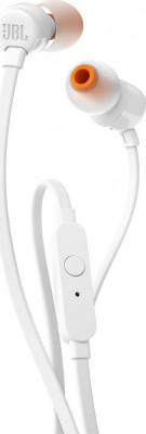 Ακουστικά Handsfree JBL T110 White