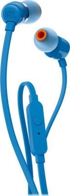 Ακουστικά Handsfree JBL T110 Blue