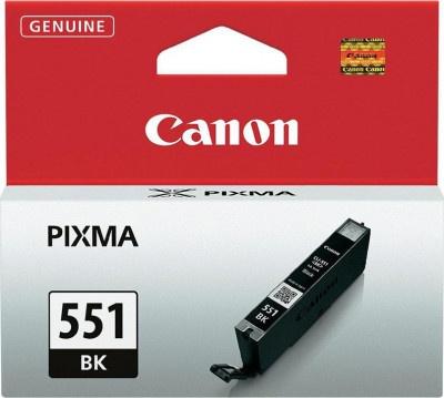 Μελάνι Canon CLI-551 BK Black