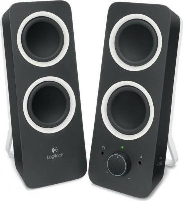Speakers Logitech 2.0 Z200 Black