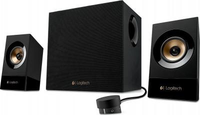 Speakers Logitech 2.1 Z533 60W
