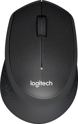 Ποντίκι Logitech Wireless M330 Silent Plus Black