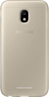 Θήκη Back Cover Samsung J3 (2017) J330 EF-AJ330TFEGWW Gold Original
