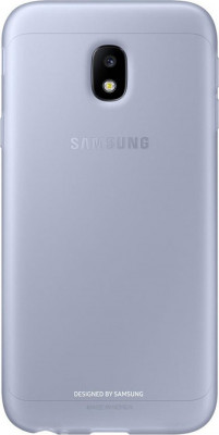 Case Back Cover Samsung J3 (2017) J330 EF-AJ330TLEGWW Blue Original