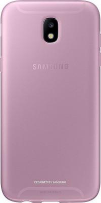 Θήκη Back Cover Samsung J7 (2017) J730 EF-AJ730TPEGWW Pink Original