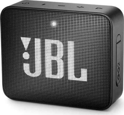 Speaker Bluetooth JBL Go 2 Black
