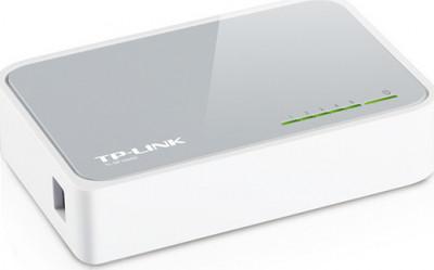 Switch 5 Port TP-Link 10/100M TL-SF1005D V16