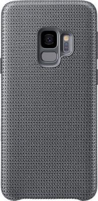 Θήκη Back Cover Samsung S9 G960F Hyperknit EF-GG960FJEGWW Grey Original