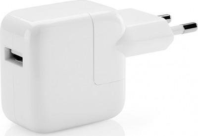 Φορτιστής Ταξιδίου Apple USB MD836ZM/A 12W (Bulk)