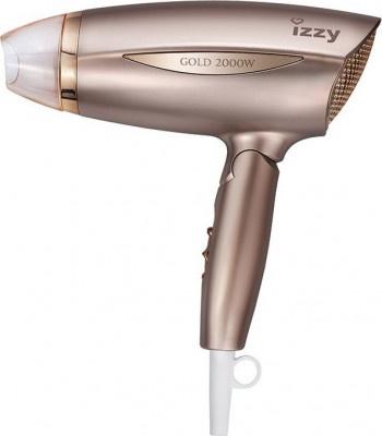 Hair Dryer Traveler Izzy 2000W 3115 Pink Gold