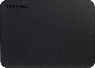 Eξωτερικός Δίσκος Toshiba 2.5'' 2TB Canvio Basics (2018) Usb 3.0