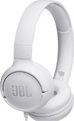 Headphones JBL Tune 500 Λευκό