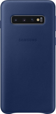Case Back Cover Samsung S10 G973 Leather Cover EF-VG973LNEGWW Navy Original