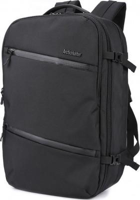 Τσάντα Backpack Artic Hunter B-00184-BK USB-3.5mm Μαύρη Αδιάβροχη