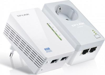 Powerline TP-Link 500Mbps Wi-Fi TL-WPA4226KIT (2Τμχ) V1