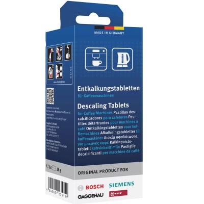 Bosch Descaling Cleaning Tablets 311864