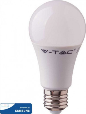 Λάμπα Led V-TAC Samsung E27 9W VT-210 4000K