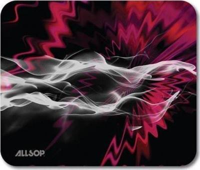 Mousepad Allsop Red Whisp