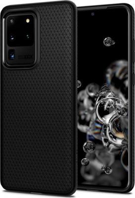 Case Back Cover Spigen Samsung Galaxy S20 Ultra Liquid Air Matte Black