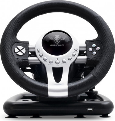 Wheel Spirit of Gamer PS4/PC/XBOX ONE/SWITCH Steering R-Ace Wheel Pro 2