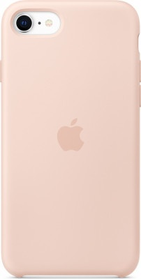Case Back Cover Apple iPhone SE 2020 Silicone Case MXYK2ZM/A Pink Original