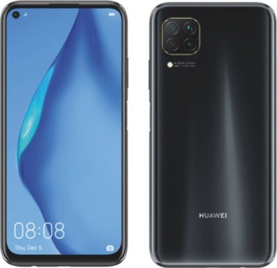 Smartphone Huawei P40 Lite DS 6GB/128GB  Black