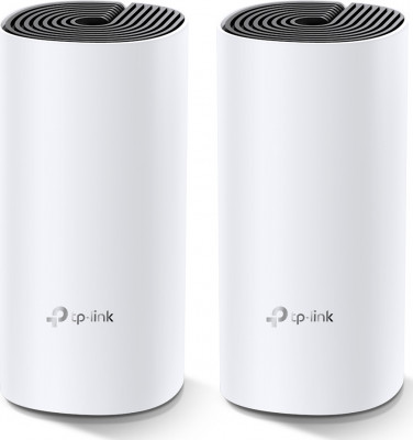 Deco M4 TP-Link AC1200 Whole-Home Mesh Wi-Fi System V2 (2-Pack)