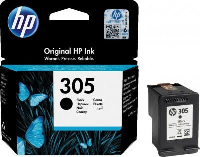Μελάνι HP 305 Black