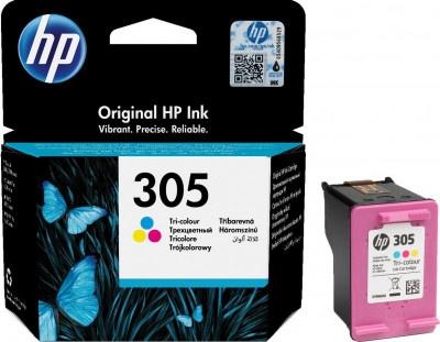 Μελάνι HP 305 Color