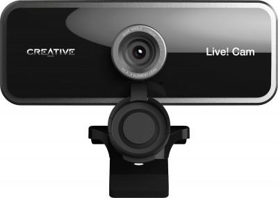 Webcam Creative FHD Live Cam Sync 1080P