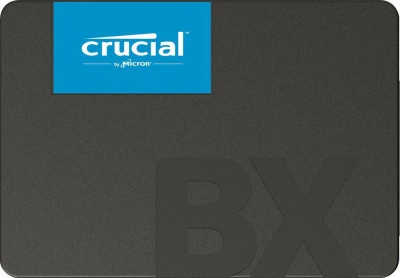 "Crucial SSD 2.5"" 120GB BX500"
