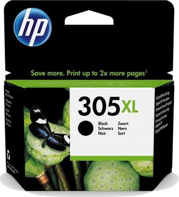 Μελάνι HP 305XL Black