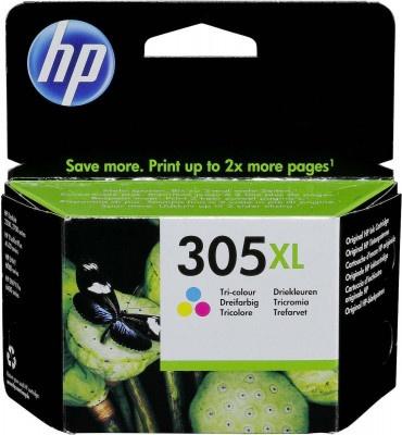 Μελάνι HP 305XL Color