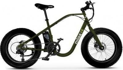 Ηλεκτρικό Ποδήλατο Nilox Doc e-Bike J3