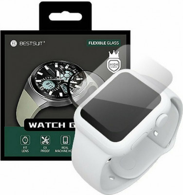Screen Protector Glass 9H Apple iWatch Series 4 / 5 / 6 40mm Flexible