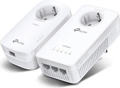 Powerline TP-Link 1300Mbps TL-WPA8631P Kit (2Tμχ) V3