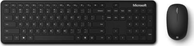 Keyboard & Mouse Microsoft Bluetooth GR Black