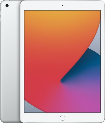 "Apple iPad 10,2"" (2020) 8th Gen 32GB Silver"