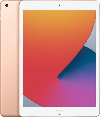 """Apple iPad 10,2"""" (2020) 8th Gen 32GB Gold"""