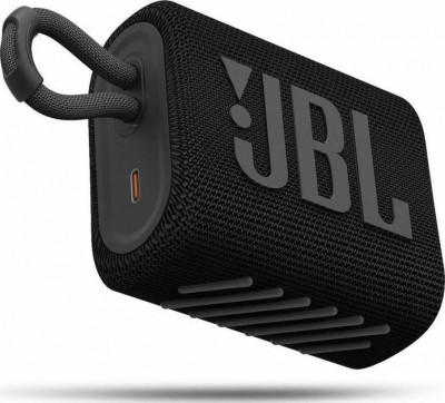 Ηχείο Bluetooth JBL Go 3 Black