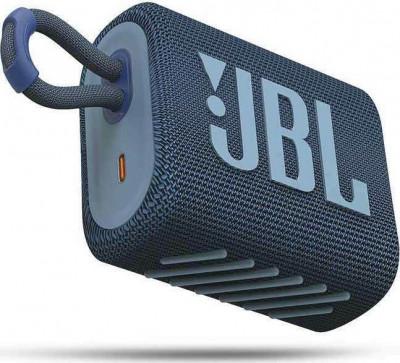 Ηχείο Bluetooth JBL Go 3 Blue