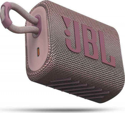 Ηχείο Bluetooth JBL Go 3 Pink